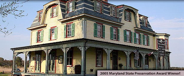 An Eastern S Of Maryland Historic Boutique Hotel